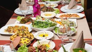 Sağlıklı bir iftar için örnek menü