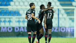 SPAL 2-2 Milan