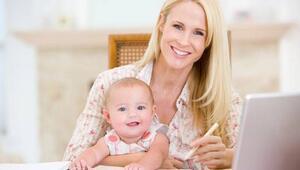 Çalışan anneler çocuklarını ihmal etmemeli