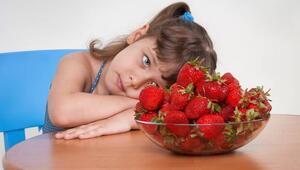 Çocuklarda görülen besin alerjilerini ihmal etmeyin