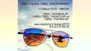 CİSED 1. Ulusal Cinsel Sağlık Kongresi Ankara'da