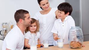 Süt için süt içirin