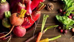 Doğal antibiyotik sebzelerle sağlıklı öğünler