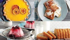 Ayranla lezzet bulan 4 tatlı tarifi