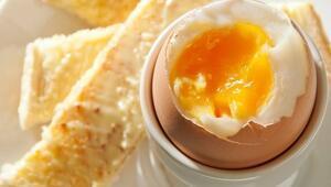 Kayısı kıvamında yumurta sevenler dikkat