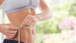 Su kaybının nedeni egzersiz olmadan diyet yapmak