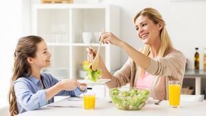 Çocuklara 'sağlıklı yaşam tarzı' öğretilmeli