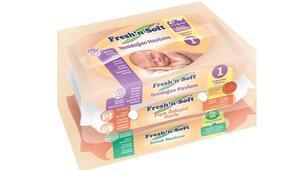 Fresh'n Soft ile bebeğiniz güvende