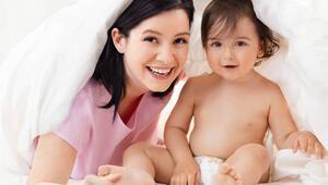 Gece uykusunu iyi alan bebekler gündüz de mutlu