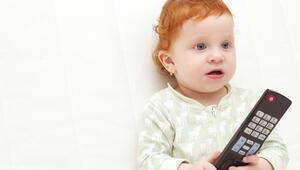 Çocuğunuz televizyonu yakından seyrediyorsa dikkat