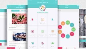 My Baby & BLW mobil uygulaması ile tanışın