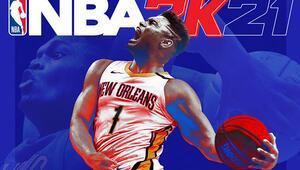 NBA 2K21 PlayStation 5 kapak yıldızı Zion Williamson oldu