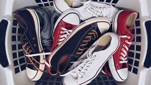 Spor ayakkabılarınızı temiz tutmanın yöntemleri