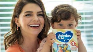 İkinci bebeği için de Bebelac Gold'u tercih etti