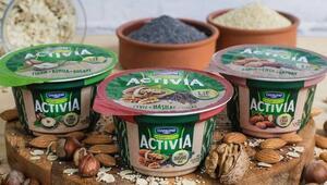 """Activia'nın yeni lezzeti: """"Muhteşem Tohumlar"""""""