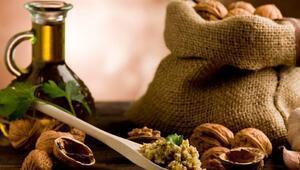 Erken hasat zeytinyağıyla ceviz, fındık, badem yiyin