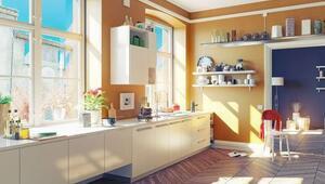 Mutfak dekorasyonunda 2019 trendleri