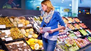 Evde ekonomi Mutfak alışverişi ile başlar