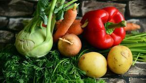 Griple mücadele için renkli besinler tercih edin