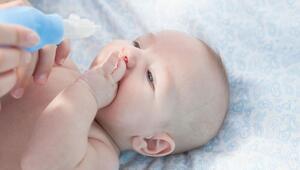Bebeklerde burun tıkanıklığı nasıl kolayca geçer