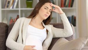 Gebelikte grip zatürreye dönüşmesin