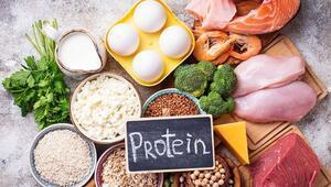 Protein ne işe yarar Protein içeren besinler