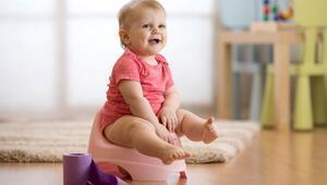Tuvalet eğitimi 2 buçuk yaşından önce verilmeli