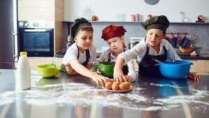 Çocuklar için evde yapılacak doğal ve sağlıklı atıştırmalık tarifleri