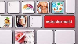 Online diyet profilinizi uzman diyetisyenimiz çıkarıyor