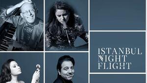 İstanbul Night Flight konserleri Mayıs'ta başlıyor