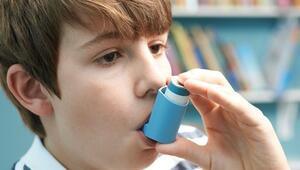 İstanbul'da her 5 çocuktan biri astım hastası