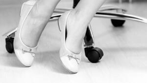 Babet tarzı düşük topuklu ayakkabılara dikkat