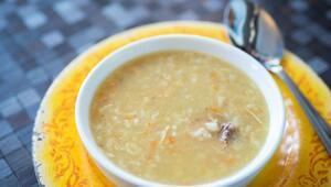 Anında çözüm Gıda zehirlenmesine pirinç çorbası
