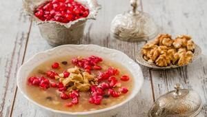 Sağlıklı ve lezzetli aşure nasıl yapılır Aşure malzemeleri ve tarifi