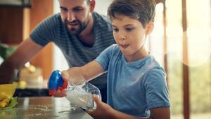 Sorumluluk sahibi çocuk yetiştirmek sizin elinizde