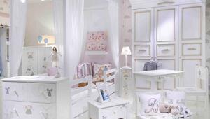 Rüya gibi bir bebek odası için…