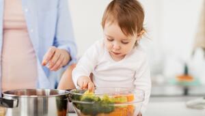 Kış sebzeleri çocuklara ilaç