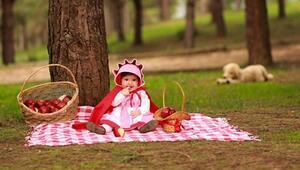 Kırmızı başlıklı küçük kızın hikayesi