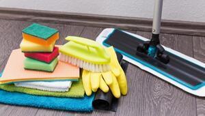Evde temizlik var Kusursuz temizlik için işinize yarayacak ipuçları