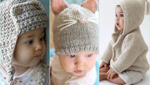 Bebek örgü modelleri... Hepsi el emeği göz nuru...
