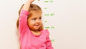 Çocuğunuzun boyu yılda 4,5 cm'den az uzuyorsa dikkat