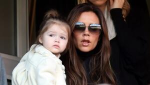 """Victoria Beckham: """"Kızım benden daha popüler"""""""