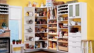 Mutfak düzeni için pratik fikirler