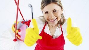 Ev temizliği için pratik 18 yöntem