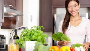 Doğru beslenin, daha az hasta olun