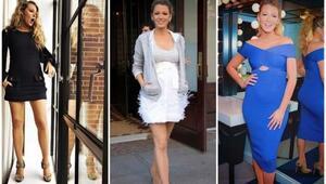 Blake Lively'nin pek çok kadına ilham veren hamilelik stili
