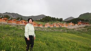 Rüyasını gerçekleştirdi... Türkiyenin Sakin Şehrine tatil köyü kurdu
