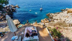 Türkiyede bu yazın yükselen yıldızı... Maldivleri aratmayan güzelliğiyle büyülüyor