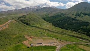 Erciyes, futbol kulüplerinin kamp merkezi olacak
