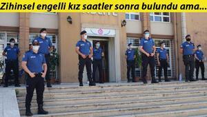İlçede korkunç olay Polis adliyeyi abluka altına aldı...